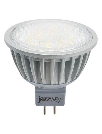 Лампа LED Jazzway JCDR 8w GU5.3, теплый свет