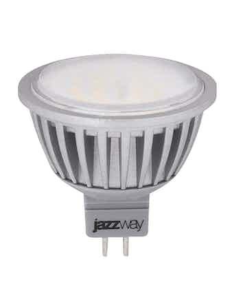 Лампа LED Jazzway JCDR 8w GU5.3, холодный свет