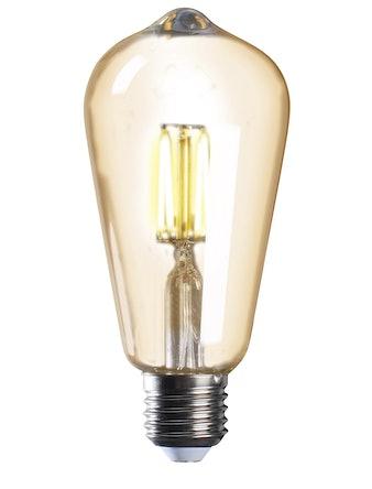 Лампа LED Jazzway ST64 GOLD 4w E27