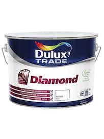 Краска водно-дисперсионная Dulux Diamond Matt белая 10 л