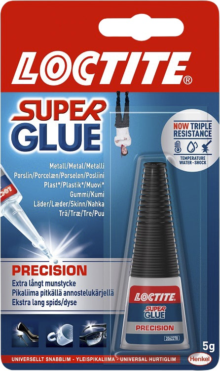 Lim Loctite Super Attak