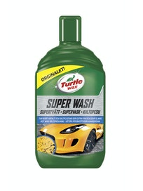 KIILTOPESUAINE TURTLE WAX SUPER WASH 500ML