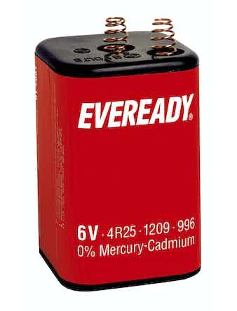 Batteri Energizer Eveready 4R25/VP996 6 V