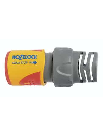 Коннектор AquaStop Hozelock Plus 2065, 5/8-3/4