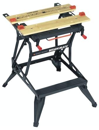 Верстак складной Black&Decker WM550, 472 мм, 250 кг