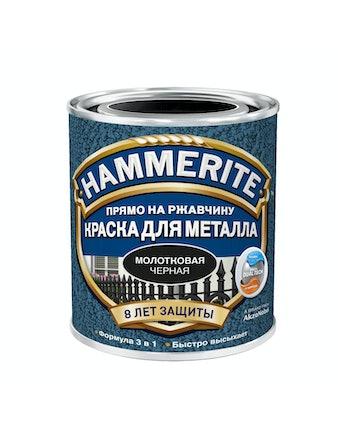 Краска Hammerite темно-зеленый 2,5 л
