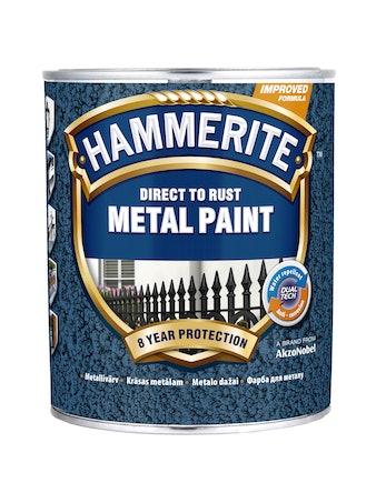 Краска Hammerite коричневый 0,75 л