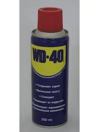 Смазка универсальная WD-40, 200 мл
