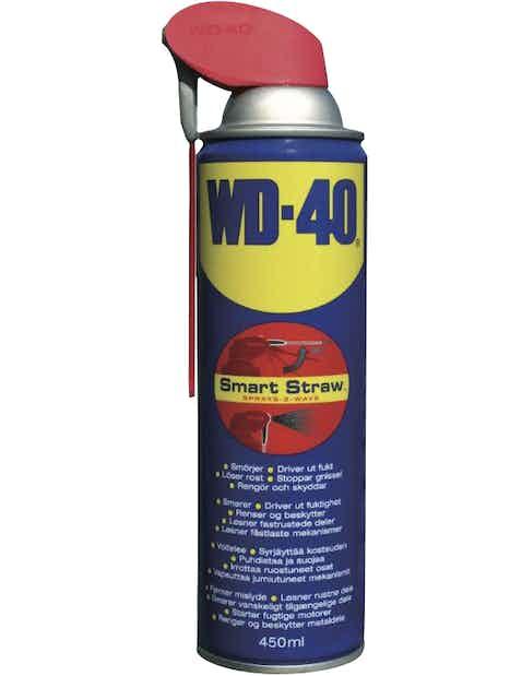 MONITOIMIAINE WD-40 450ML SMART STRAW