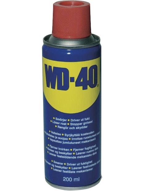 MONITOIMIAINE WD-40 200ML