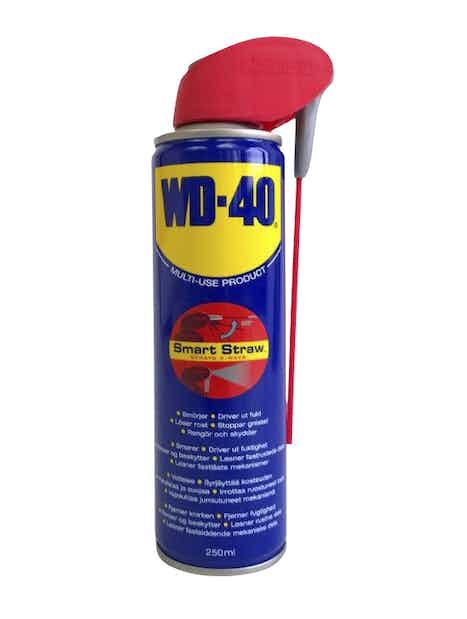 MONITOIMIAINE WD-40 250ML SMART STRAW