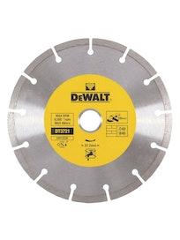 Диск алмазный сегментированный DeWalt DT3721