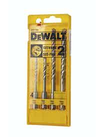 Набор буров DeWalt DT9700 SDS+, 4 шт.