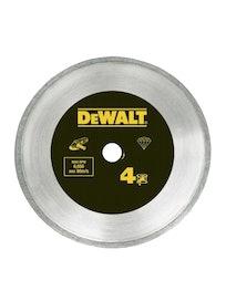 Диск алмазный сплошной DeWalt DT3735