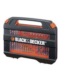 Набор сверл и бит Black&Decker A7152, 35 предметов