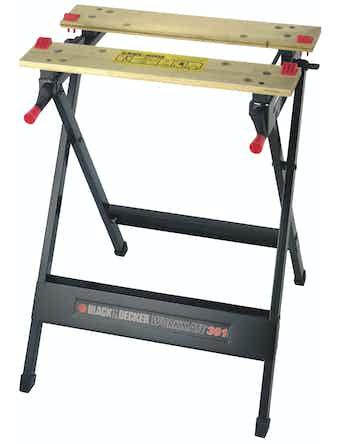 Верстак складной Black&Decker WM301, 340 мм, 160 кг