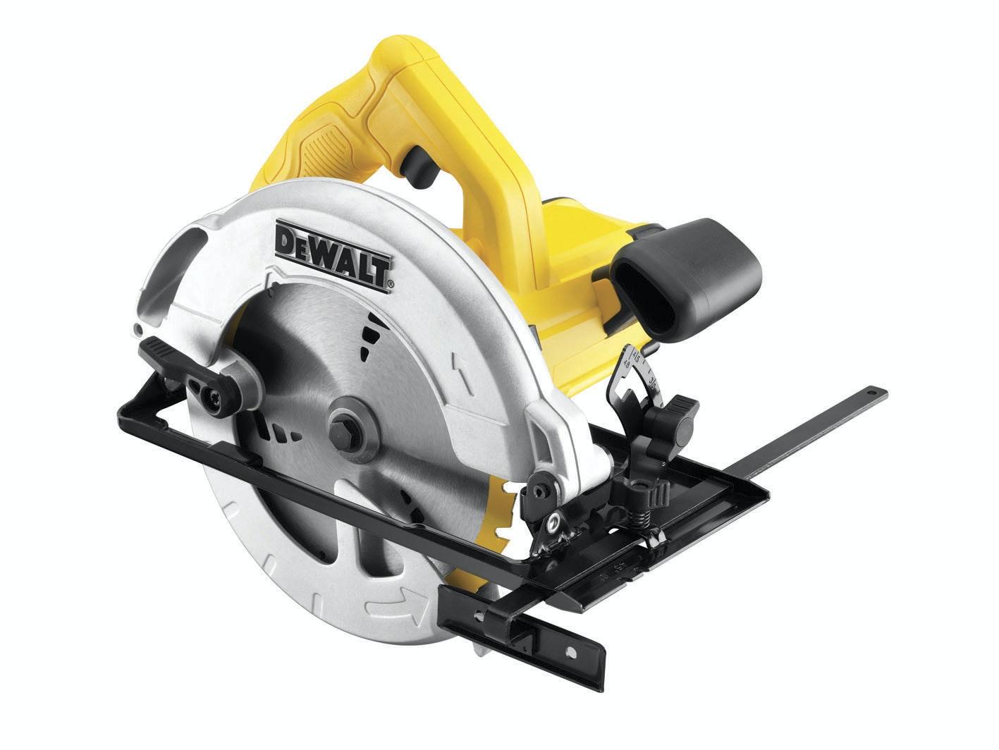 Cirkelsåg Dewalt DWE560-QS 65mm 1350W 230V