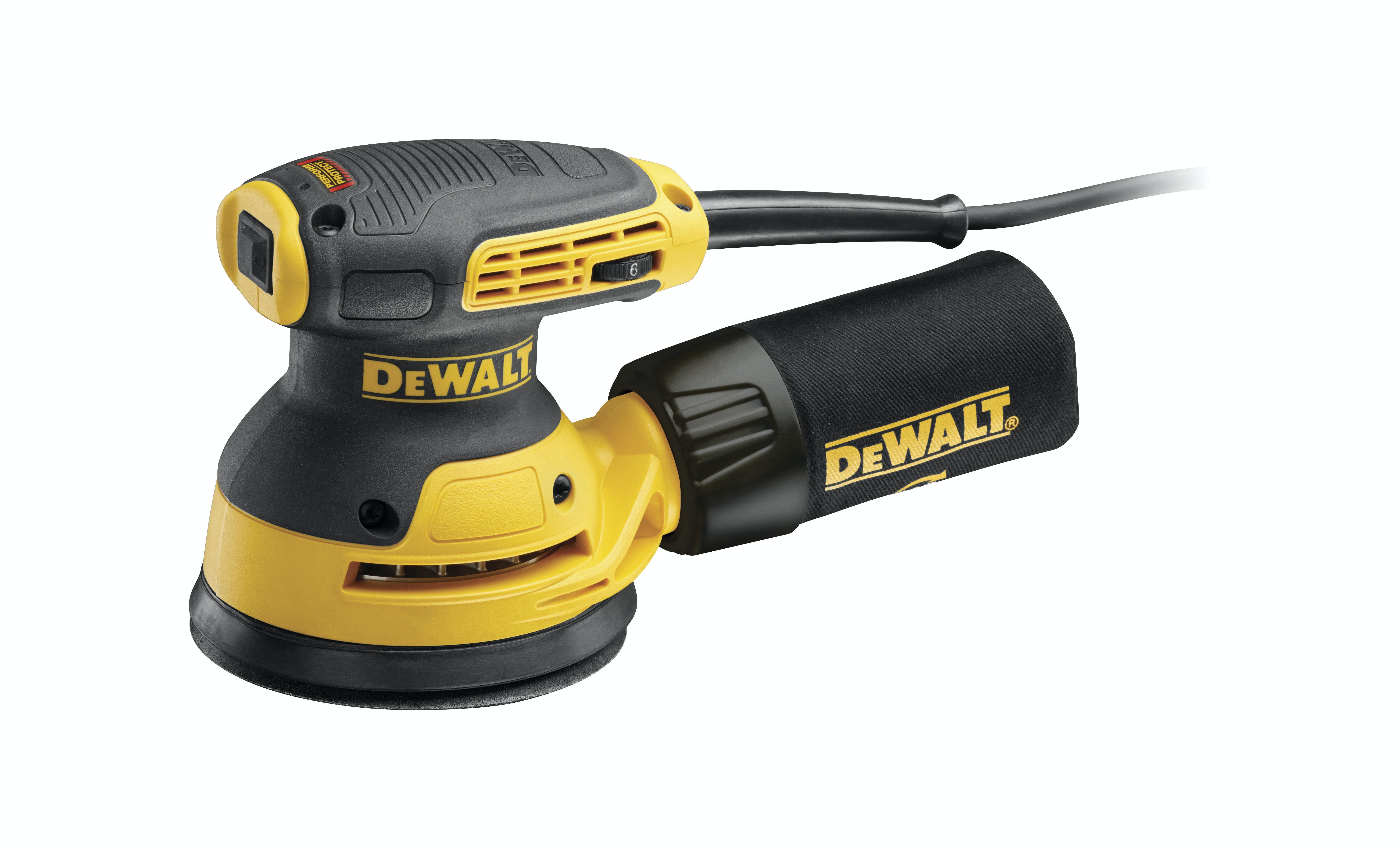 Excenterslip DeWalt DWE6423-QS 125MM