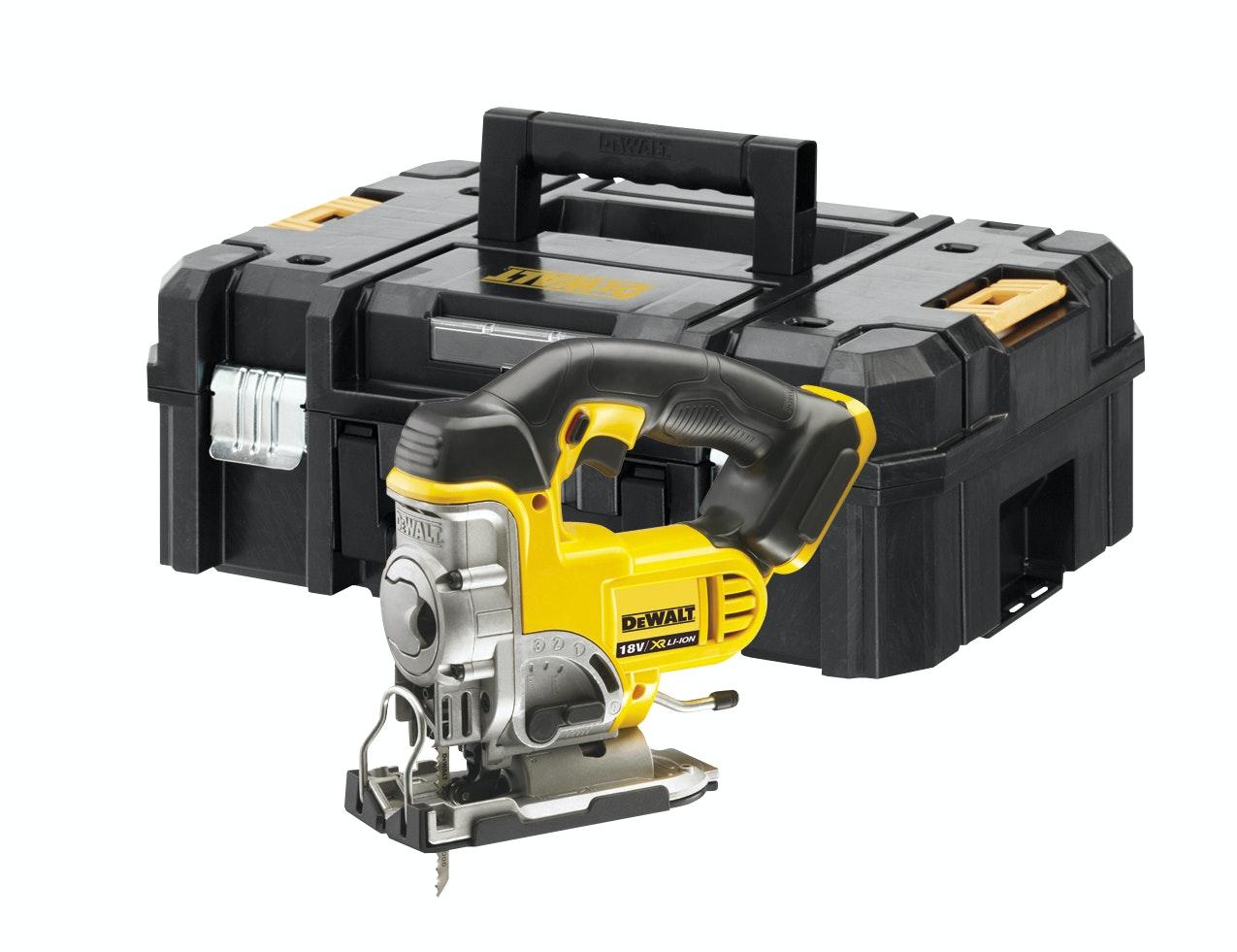 Sticksåg Dewalt DCS331NT TSTAK 18V-XR Utan batteri