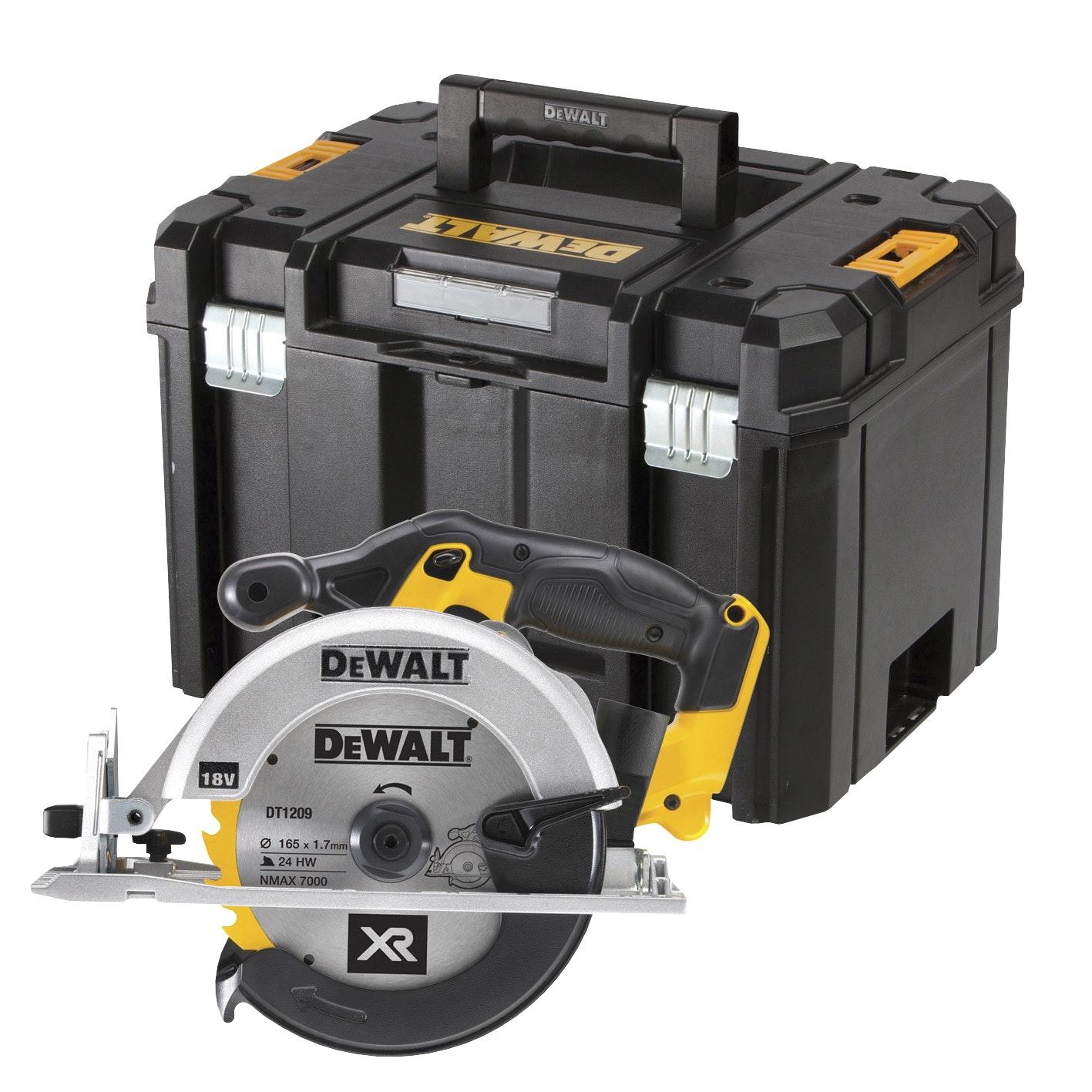 Cirkelsåg Dewalt DCS391NT 18V TSTAK Utan batteri