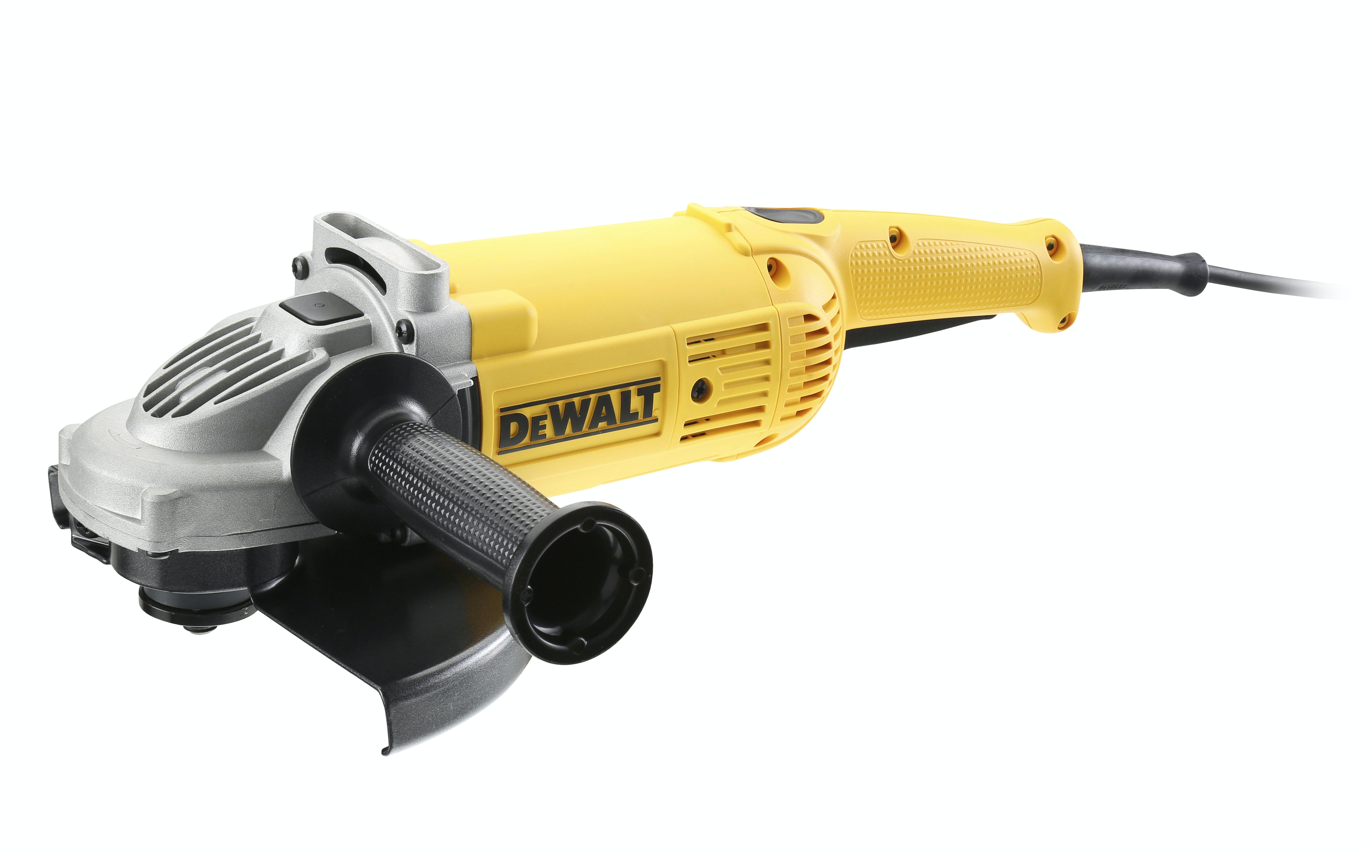 Vinkelslip DeWalt DWE492-QS 2200W