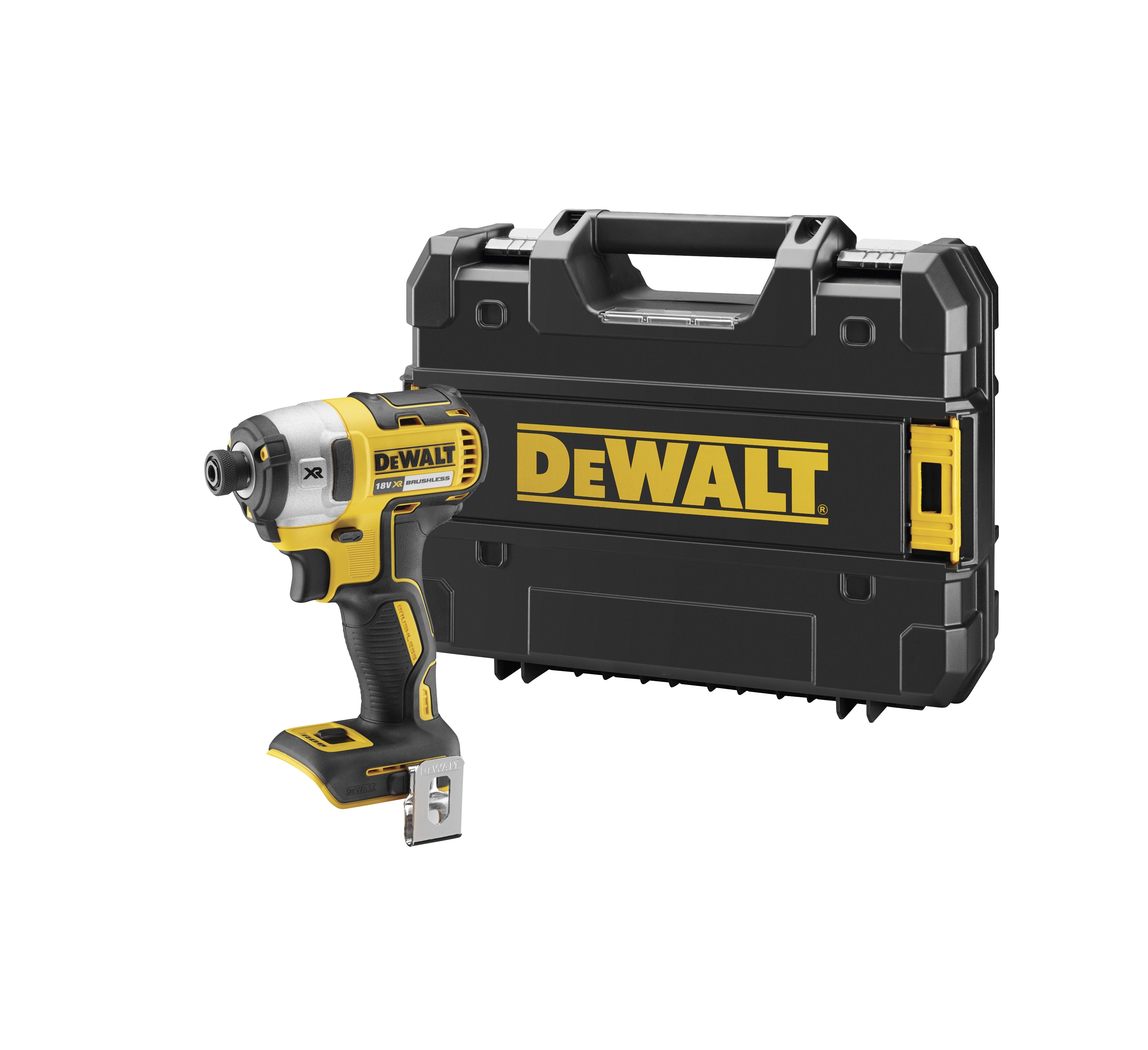 Slagskruvdragare Dewalt DCF887NT 18V Exkl. Batteri
