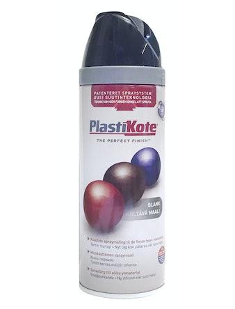 Sprayfärg Plastikote Blank Svart