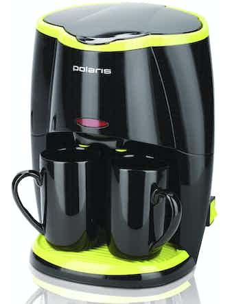 Кофеварка Polaris PCM 0210, 2 чашки