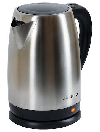 Чайник электрический Polaris PWK 1710CA, 1,7 л, сталь
