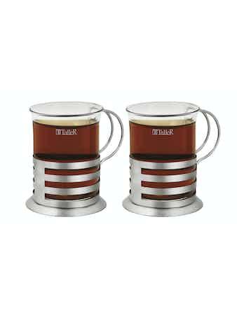 Чайная пара TalleR TR-2308, 200 мл