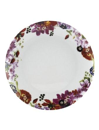 Тарелка обеденная FRUITS BOUQUET 24.5см