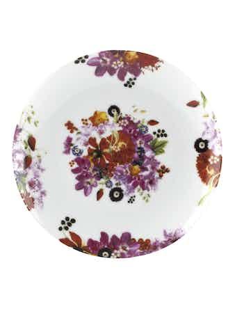 Тарелка десертная FRUITS BOUQUET 19см
