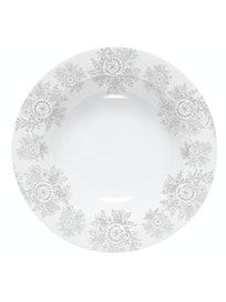 Тарелка суповая LUCKY CHARM 23 см