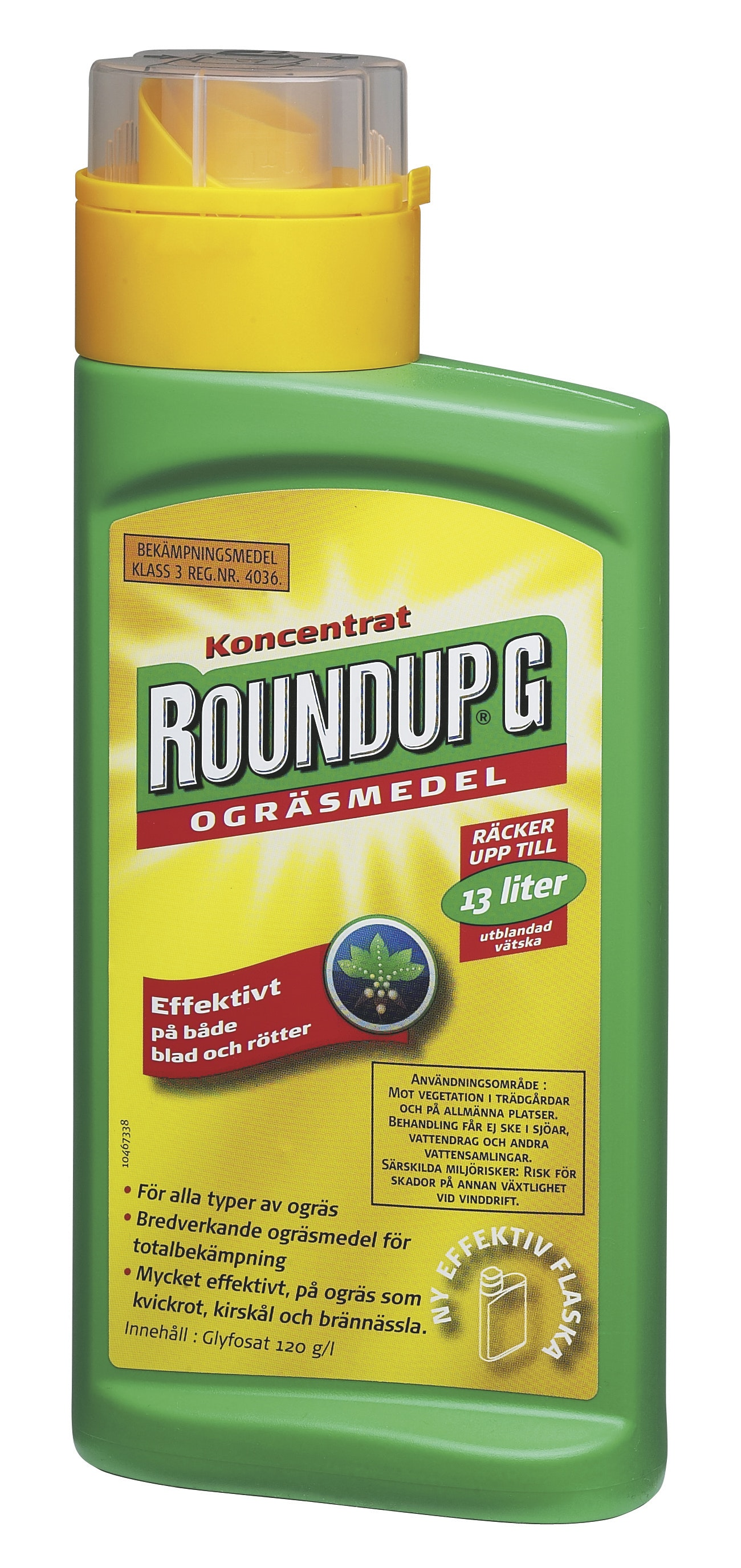 Roundup 0,54L