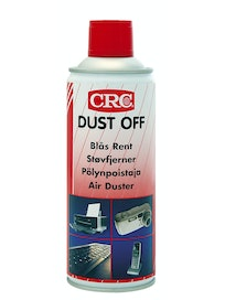 PAINEPUHDISTUSSPRAY CRC DUST OFF 520ML