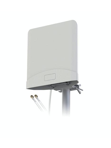 ANTENNI KÖNIG 4G/3G/GSM 2X2,5M ANT-4G20-KN
