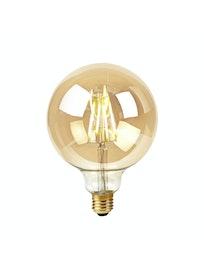 LED-LAMPPU NEDIS WIFI FILAMENT 500LM E27 2700K G125