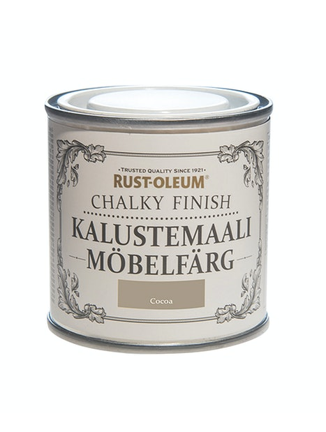 RUST-OLEUM CHALKY FINISH KALUSTEMAALI 125ML COCOA