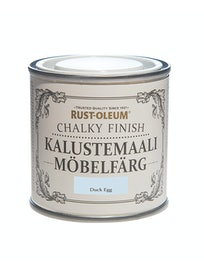 RUST-OLEUM CHALKY FINISH KALUSTEMAALI 125ML DUCKEGG