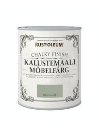RUST-OLEUM CHALKY FINISH KALUSTEMAALI 750ML BRAMWELL