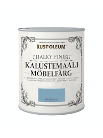 RUST-OLEUM CHALKY FINISH KALUSTEMAALI 750ML BELGRAVE
