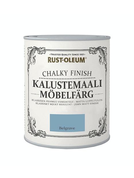 RUST-OLEUM CHALKY FINISH KALUSTEMAALI 750ML BELGRAVE
