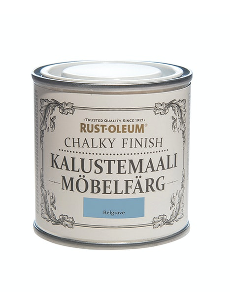 RUST-OLEUM CHALKY FINISH KALUSTEMAALI 125ML BELGRAVE