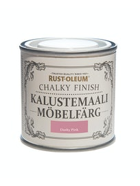 RUST-OLEUM CHALKY FINISH KALUSTEMAALI 125ML DUSKY PINK