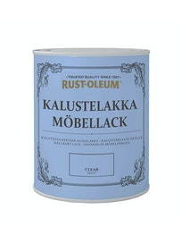 RUST-OLEUM KALUSTELAKKA 750ML CLEAR MATT