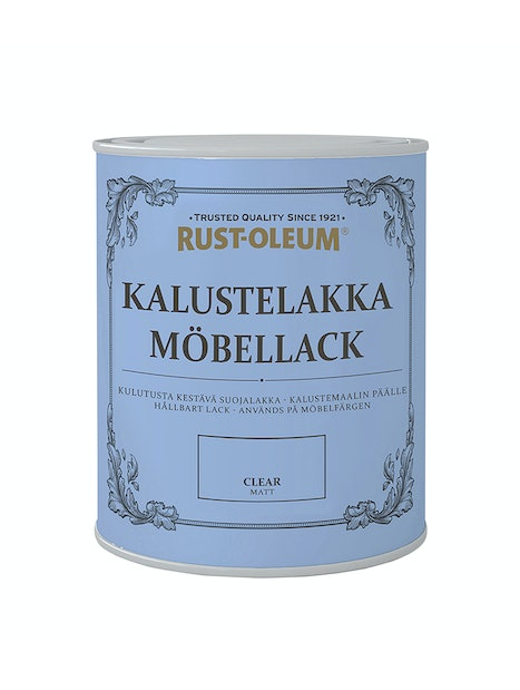 RUST-OLEUM KALUSTELAKKA 750ML CLEAR MATT