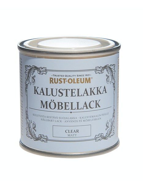 RUST-OLEUM KALUSTELAKKA 125ML CLEAR MATT