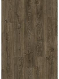 Напольное покрытие ПВХ Quick-Step Multifit, Дуб темно-коричневый, 4,5 мм