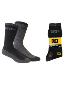 TYÖSUKAT CAT THERMO 2-PACK