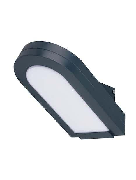 ULKOVALAISIN TLT LED LAURA HARMAA IP67 600LM LT36149